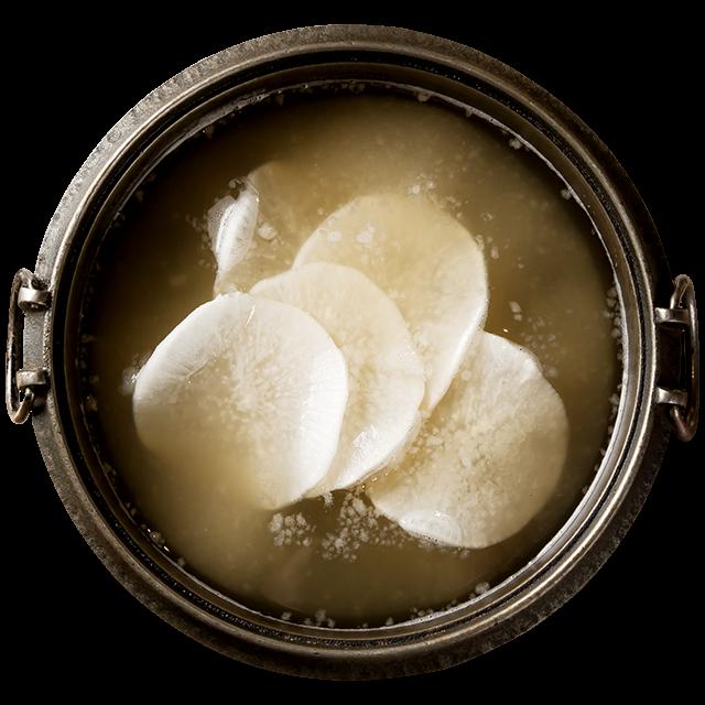 雪見白玉鍋